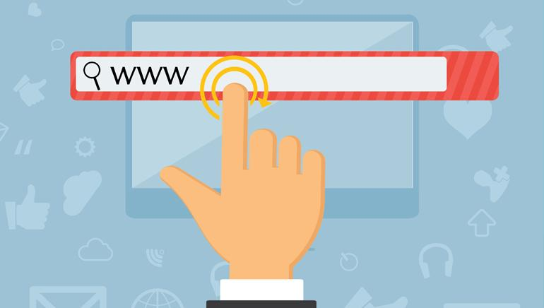 Choosing the right domain name for your business website