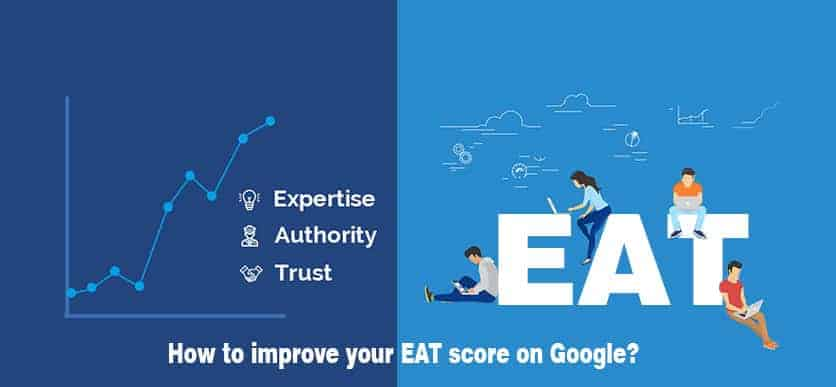 You are what you (Google) E.A.T
