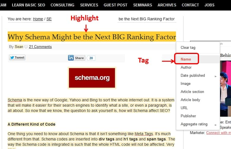 Why Schema is the Future of On-Site SEO
